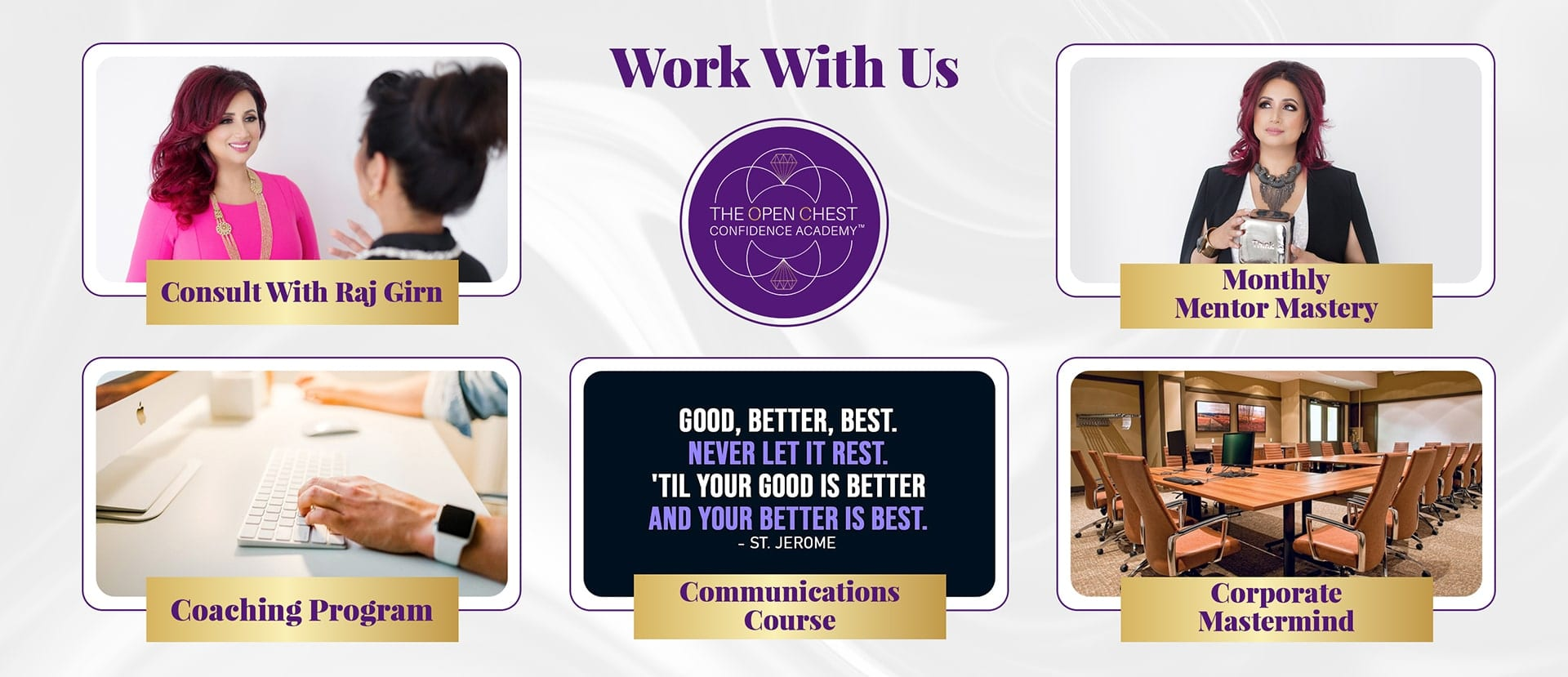 TOCCA Work With Us